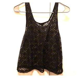 Aeropostale Lace tank top